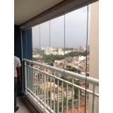 envidraçamento de sacadas para apartamento Vila Mariana