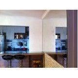 espelho bisotê preço em Santo André