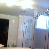 espelho com borda bisotada preço em Santo André