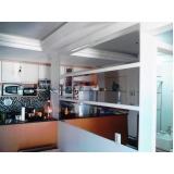 espelhos cozinha apartamento Vila Bastos