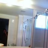 espelhos para banheiro com moldura Parque Anchieta