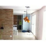 fabricante de espelho corredor apartamento Jardim Irajá