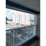 instalação de janela de vidro temperado Jardim Piraporinha