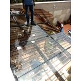 onde compro cobertura de vidro garagem Jabaquara