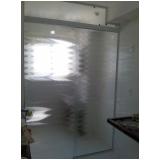 onde encontrar divisória de vidro jateado Parque Erasmo Assunção