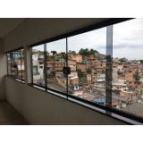 onde encontrar empresa de cortina de vidro para piso Vila Mariana