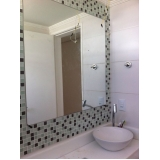 onde encontrar espelho de banheiro Planalto