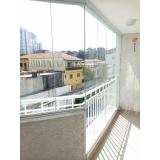 onde encontrar vidro para sacada de apartamento São Bernardo do Campo