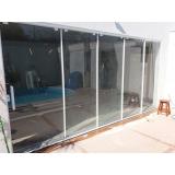onde encontro cortina de vidro porta Vila Nova Conceição