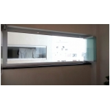 onde fazer fechamento de varanda com vidro de correr para casa Vila Olímpia