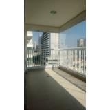 onde fazer fechamento de varanda com vidro para apartamento Vila Olímpia