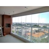 onde fazer fechamento de varanda com vidro temperado para apartamento São Bernardo do Campo