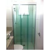 orçamento de box de vidro banheiro Vila Euclides