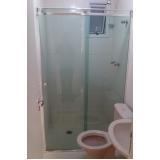 orçamento de box vidro banheiro Jardim Utinga