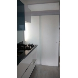 porta de vidro para quarto sob medida Vila Conçalves