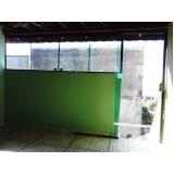 portas de vidro para quarto Vila Humaitá