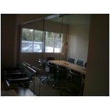 quanto custa divisórias de vidro para escritórios em Santo André