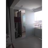 quero comprar cortina de vidro para porta Ipiranga