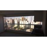 quero comprar cortina de vidro varanda gourmet Vila Mariana