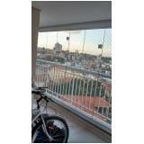 sacada de vidro para apartamento valores Vila Nova Conceição