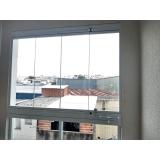vidro sacadas fechadas Vila Olímpia