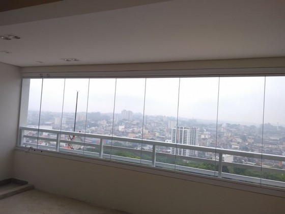 Vidro para Sacada para Apartamento Vila Nova Conceição - Vidro Blindex para Sacada
