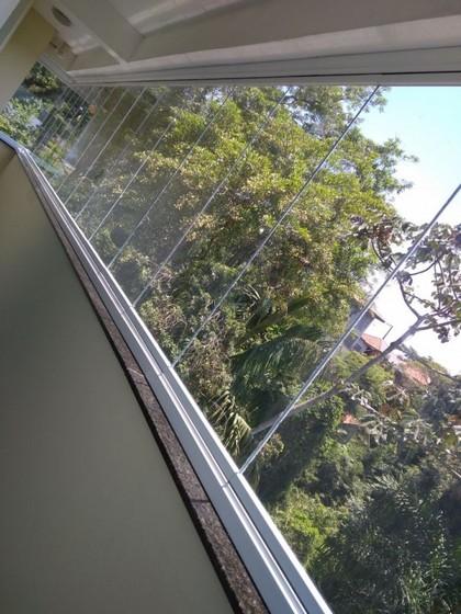 Vidro para Sacada Pequena Campo Belo - Vidro para Sacada de Apartamento