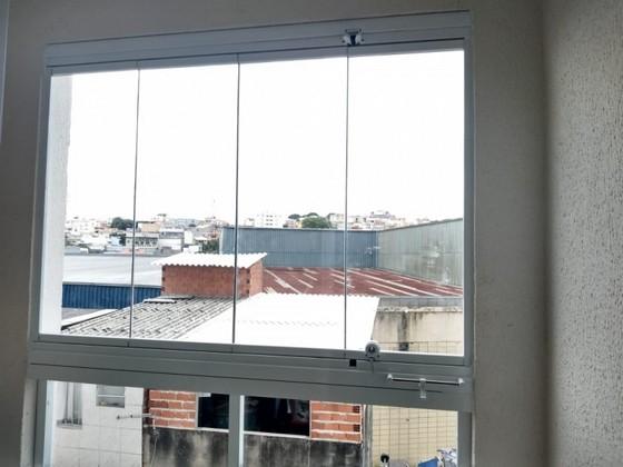 Vidro Sacadas Fechadas Cursino - Vidro para Sacada de Apartamento