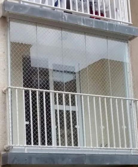 Vidros para Sacada de Prédio São Caetano do Sul - Vidro Blindex para Sacada