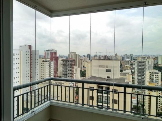 Vidros Temperado para Sacada Campo Belo - Vidro para Sacada de Apartamento
